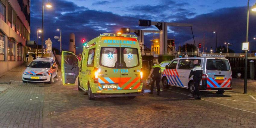 Een ambulance kwam ter plaatse om medische hulp te verlenen. Zij riepen later de hulp in van de arts van het MMT (Mobiel Medisch Team). De zwaargewonde man is later met spoed overgebracht naar het ziekenhuis. De arts van het MMT reed met de ambulance mee.