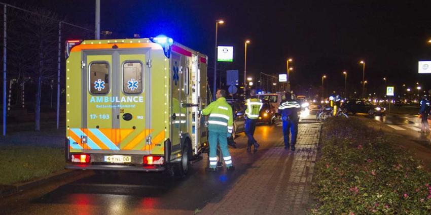 Weer voetganger geschept op oversteekplaats in Schiedam