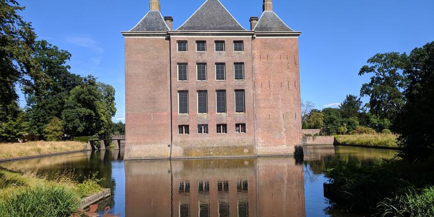 Foto van kasteel Amerongen