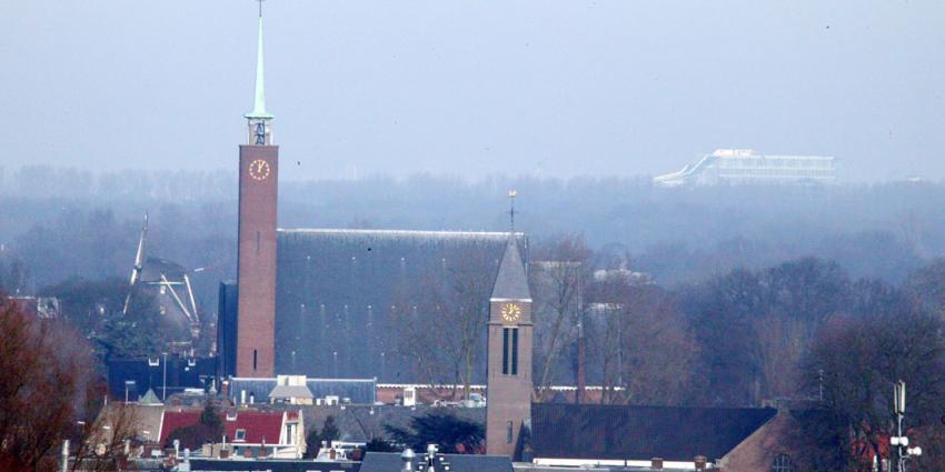 FNV houdt actie 'Hang de vuile was van Amstelveen buiten'