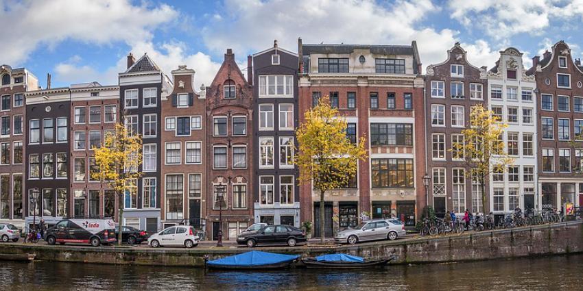 amsterdam, huis, huizen, gracht
