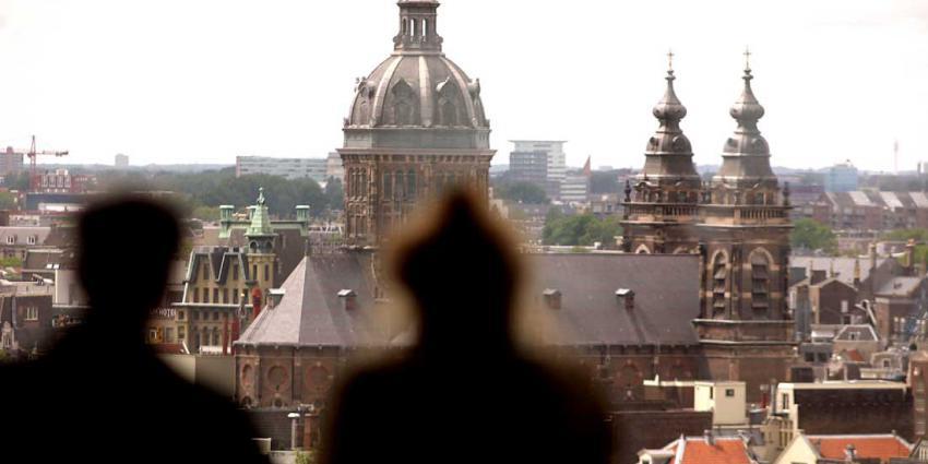 Meeste nieuwe woningen in Amsterdam