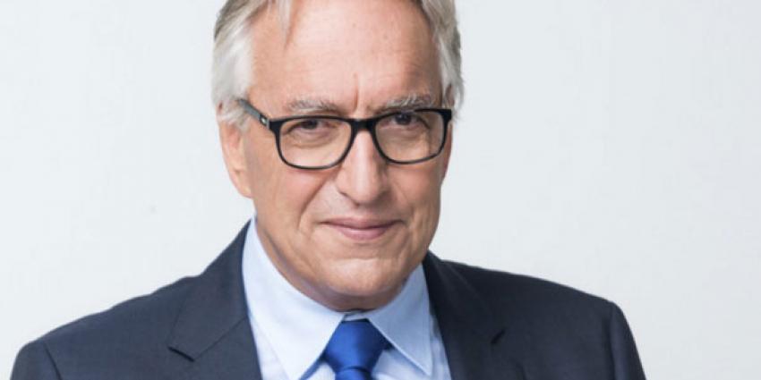 Andries Knevel weer thuis: 'Langzaam herstellen'