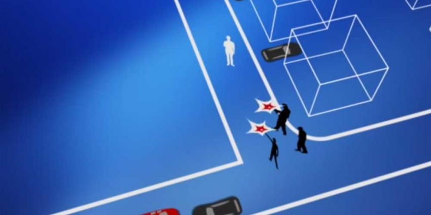 Politie geeft animatiefilmpje liquidatie Lucas Boom Zaandam vrij