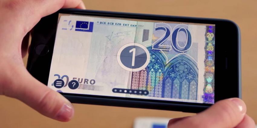 De Nederlandsche Bank komt met app om briefgeld te controleren