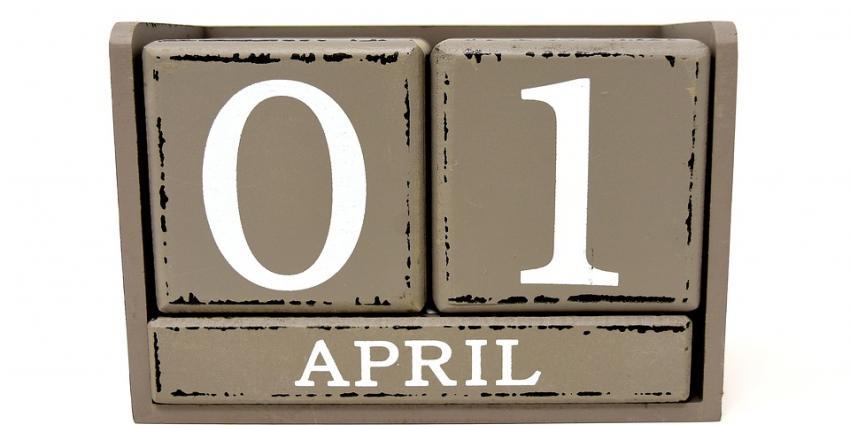 1 april !!!