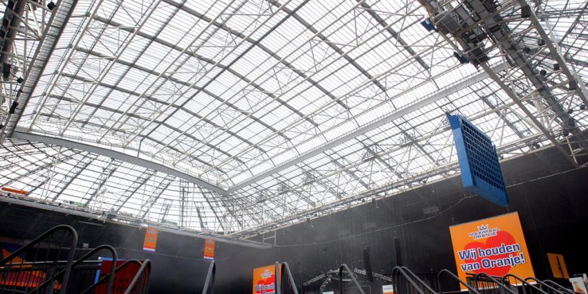 Foto van voetbal Oranje Arena | Archief EHF