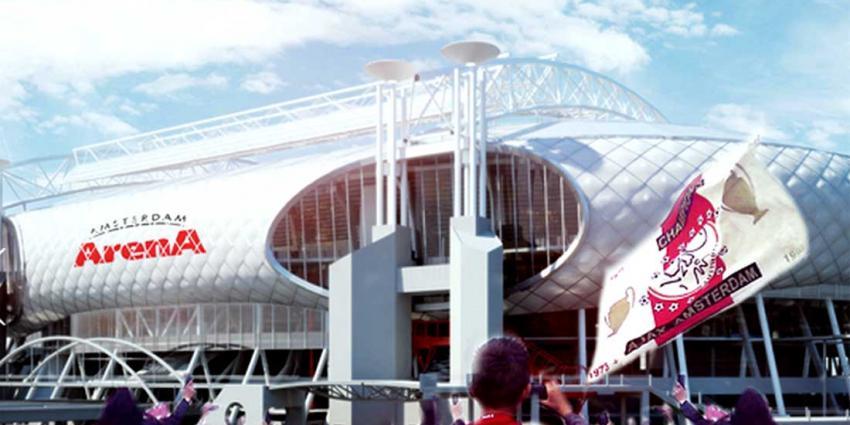 Arena gaat met megaverbouwing over van hol naar bol