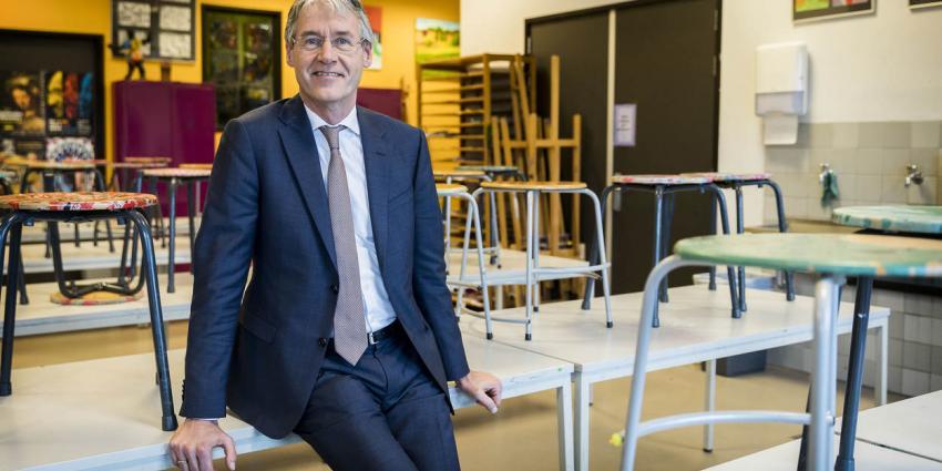 minister Slob op cao primair onderwijs