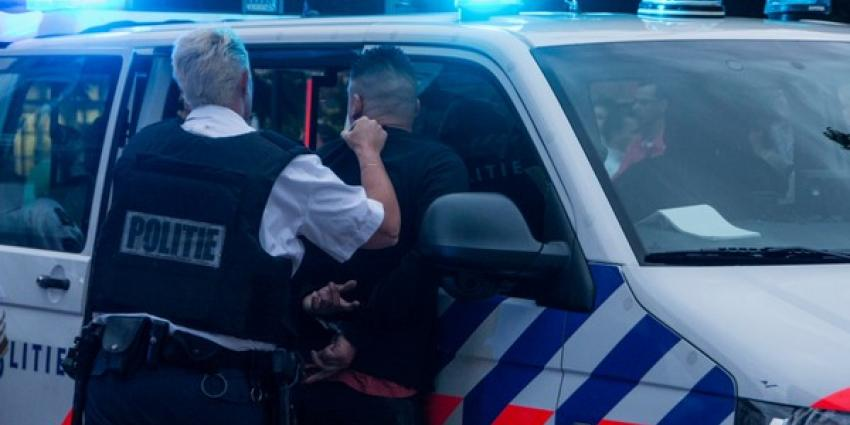 Arrestatie na schietpartij | Flashphoto | www.flashphoto.nl