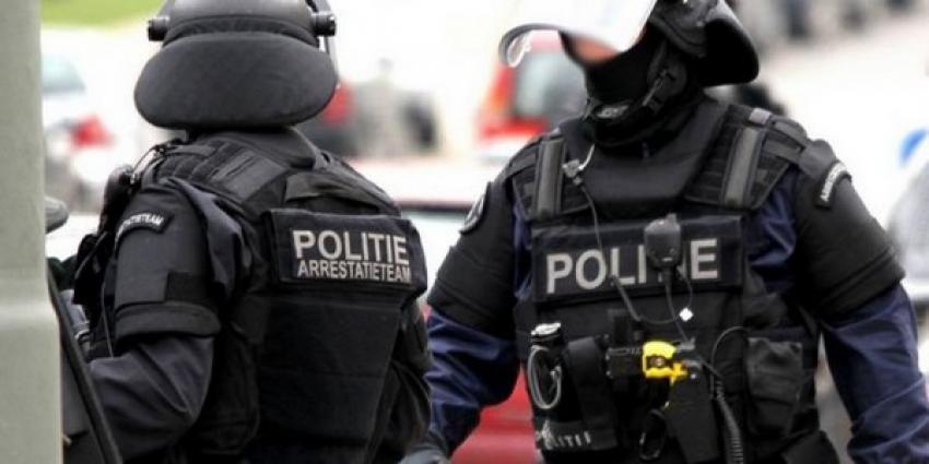 Elf verdachten van actie tegen spookbewoning blijven in voorarrest