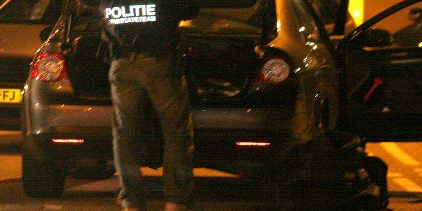 Crimineel netwerk opgerold, politie houdt vier verdachten aan