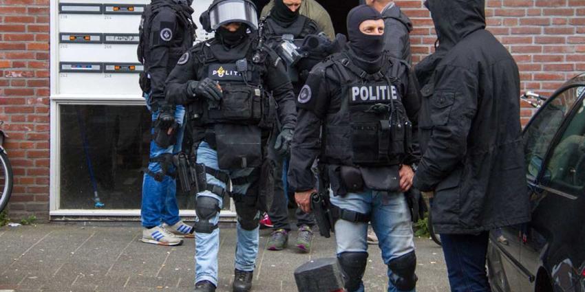 Lid arrestatieteam handelde rechtmatig bij gebruik dienstwapen in Westervoort