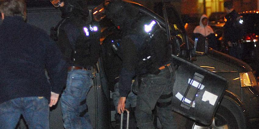 Politie houdt 'bekenden' aan na schietpartij