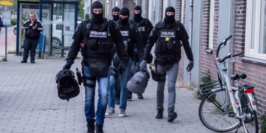 Arrestatieteam houdt nieuwe verdachte aan in onderzoek schietincident Helmond