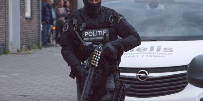 arrestatieteam-gijzeling
