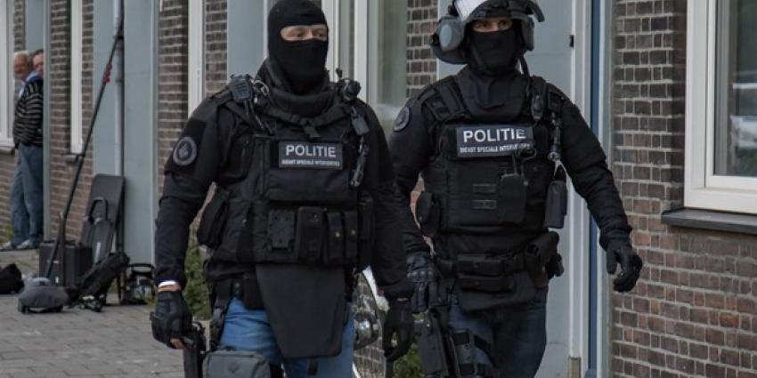 Arrestatieteam houdt verdachte poging moord aan