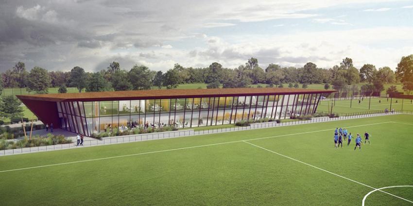 Start bouw van nieuwe trainingsaccommodatie Feyenoord
