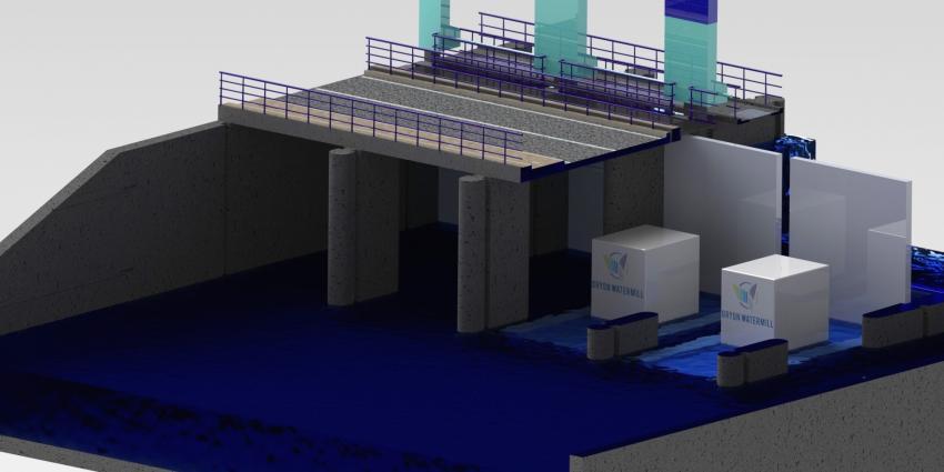 Groen licht voor waterkrachtcentrale Doesburg