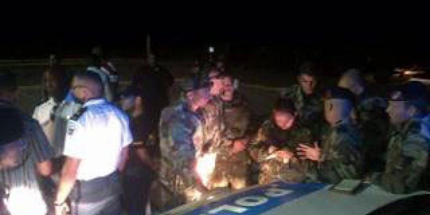 foto van mariniers   Defensie