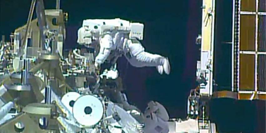 Boven verwachting veel aanmeldingen NASA voor baan als astronaut