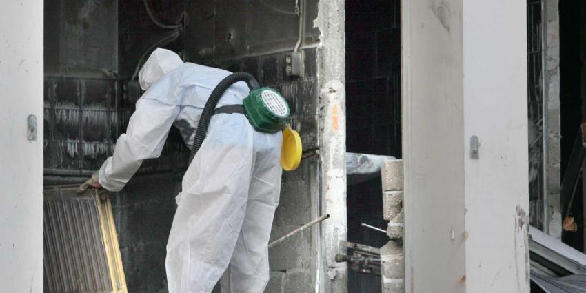 Dubieuze rol Wassenaarse makelaar bij illegale asbestsanering