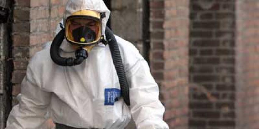 Asbestbedrijf krijgt boete van € 75.600,00
