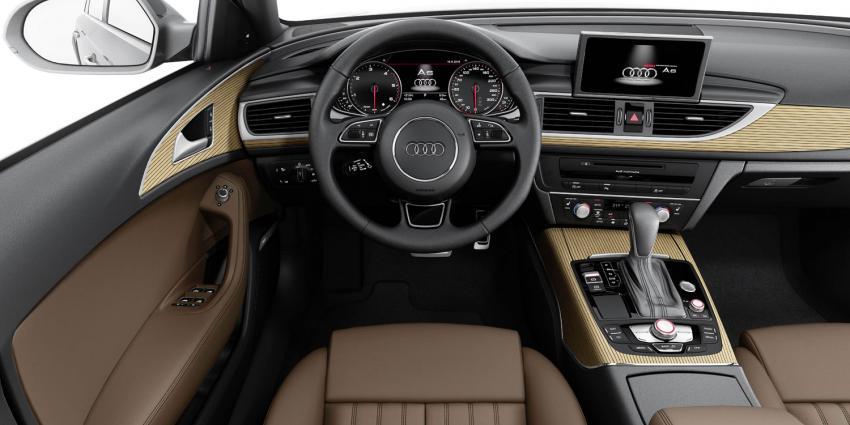 De vernieuwde Audi A6
