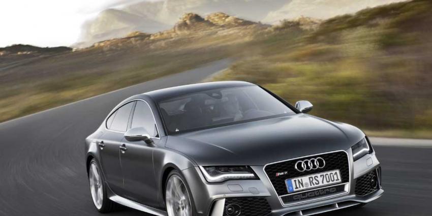 Foto van Audi RS 7 Sportback | Audi