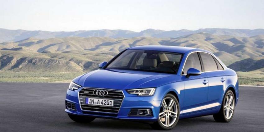 Nieuwe Audi A4: hightech 'all the way'