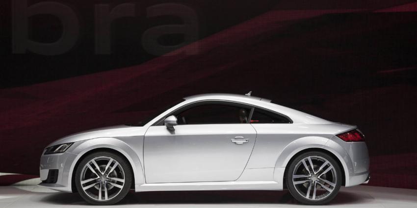 Audi-rijders vaker op de bon geslingerd