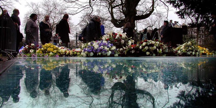 Premier Rutte neemt deel aan Nationale Holocaust Herdenking
