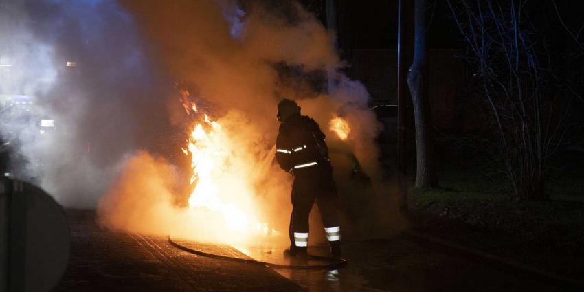auto-brandweerman