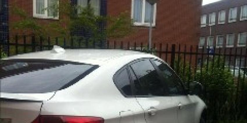 Auto van Heemstraat | Politie