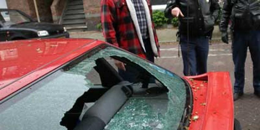 Auto-inbraak neemt toe in de wintermaanden