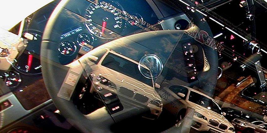 1 op de 8 automobilisten appt achter het stuur