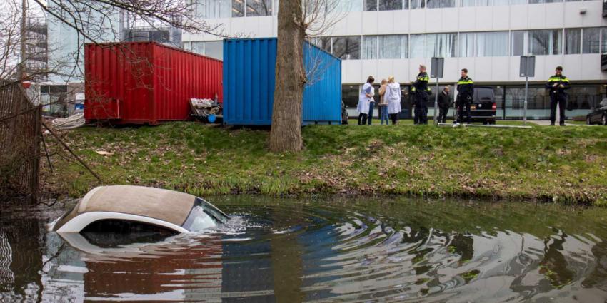 auto-water-ziekenhuis