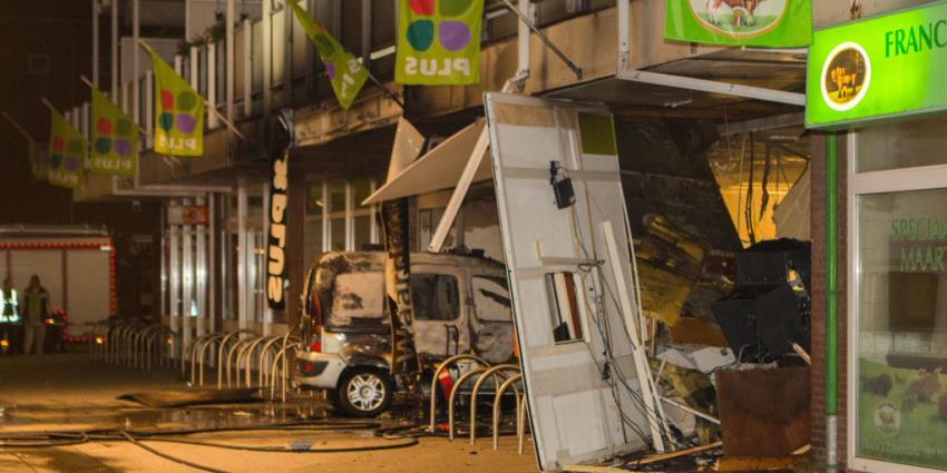 foto van autobrand | Sander van Gils | www.persburosandervangils.nl