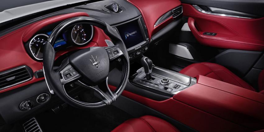 Eerste SUV van Maserati in Nederland
