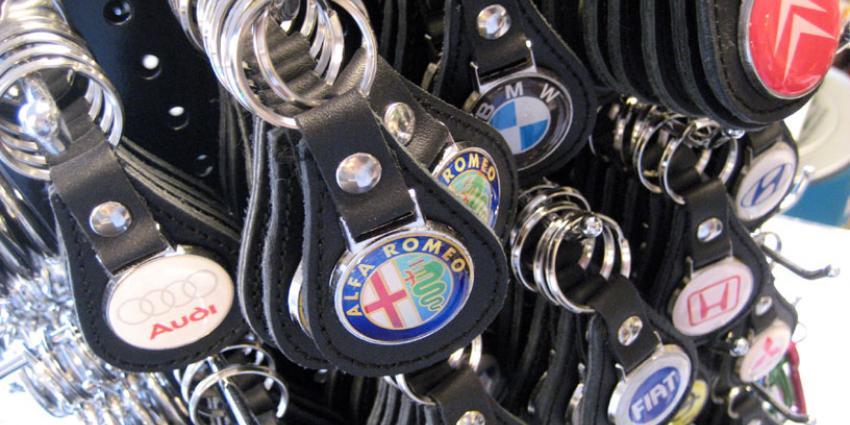 Steeds minder auto's gestolen, maar ook minder autodiefstallen opgehelderd