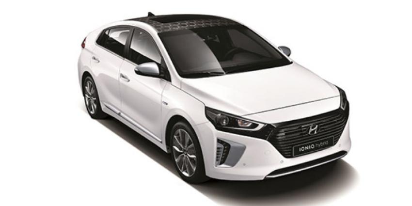 Dit is de nieuwe Hyundai IONIQ