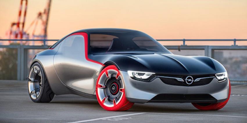 Volgens Opel is dit de toekomstige sportauto