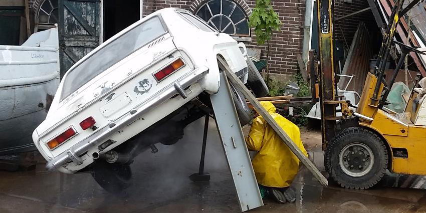 Nederlandse auto's worden steeds ouder