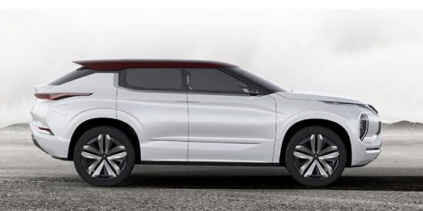 Mitsubishi Motors presenteert SUV van de toekomst
