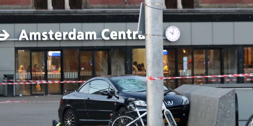 Eindconclusie Politie: aanrijding Amsterdam CS was echt ongeluk