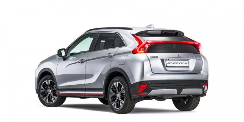 Sportieve uitstraling voor Mitsubishi Eclipse Cross Intense S
