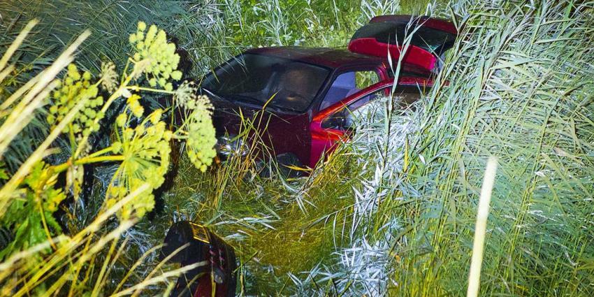 Vier gewonden bij eenzijdig ongeval Den Bosch