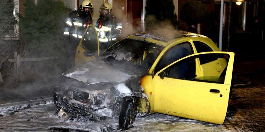 Autobrand Best mogelijk brandstichting