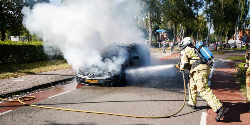 autobrand-blussen