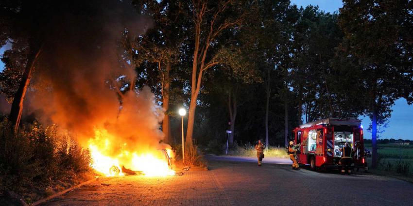autobrand-parkeerplaats